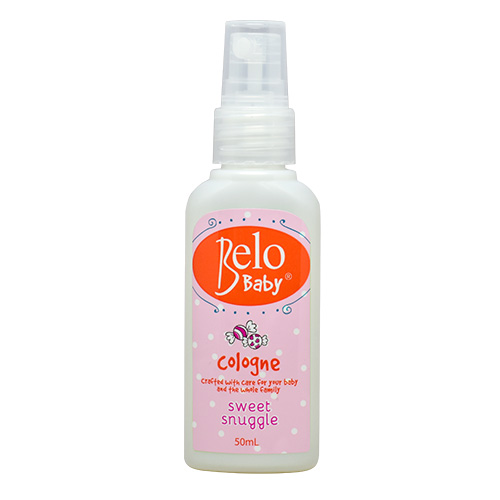 Belo Baby Cologne (Sweet Snuggle 50ml)