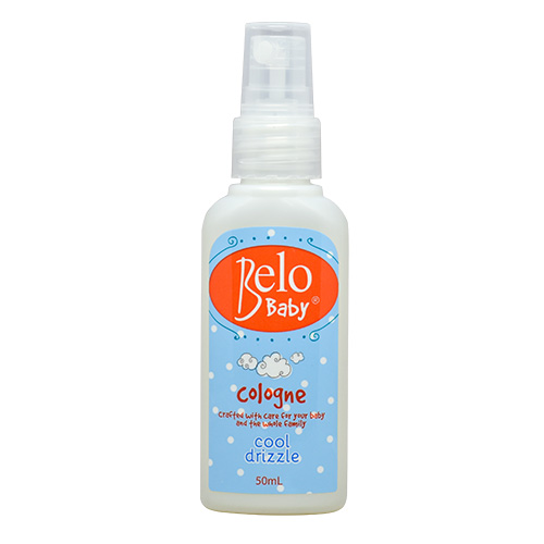 Belo Baby Cologne (Cool Drizzle 50ml)
