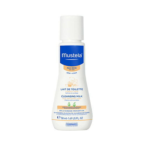 Mustela Cleansing Milk