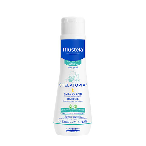 Mustela Stelatopia Bath Oil