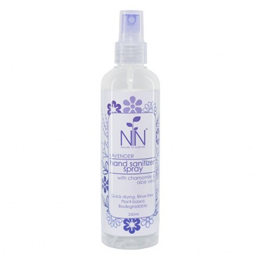 Nature to Nurture Hand Sanitizer Spray (Lavender)