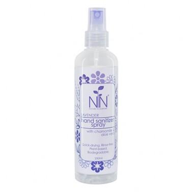 Nature to Nurture Hand Sanitizer Spray (Lavender)
