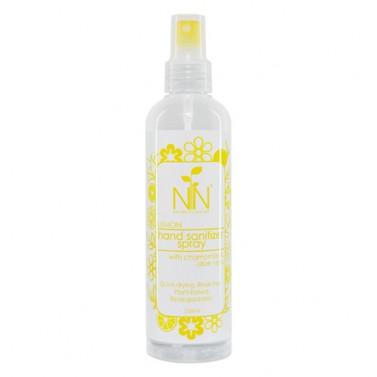 Nature to Nurture Hand Sanitizer Spray (Lemon)