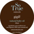 SoTrue Gigil! Natural Baby Oil