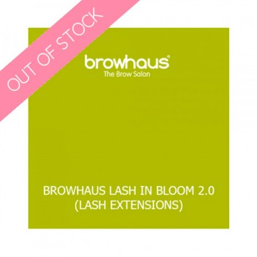 Browhaus Lash In Bloom 2.0 (Lash Extensions)