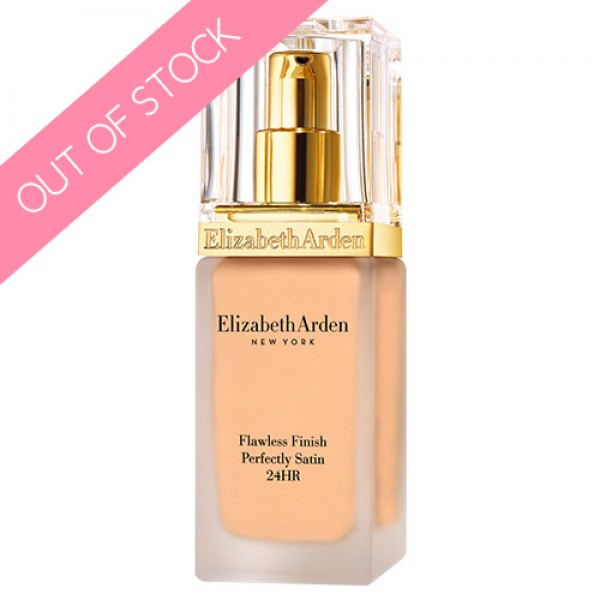 Elizabeth Arden Flawless Finish Perfectly Satin 24HR Makeup SPF 15 PA++ (Soft Shell)