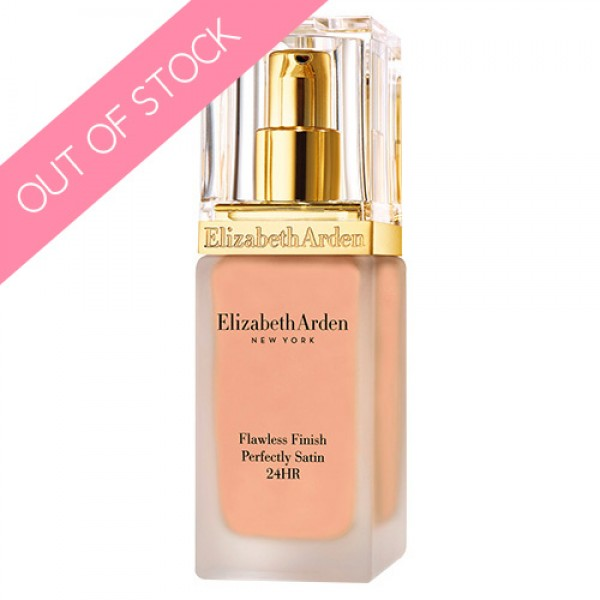 Elizabeth Arden Flawless Finish Perfectly Satin 24HR Makeup SPF 15 PA++ (Cream Nude)