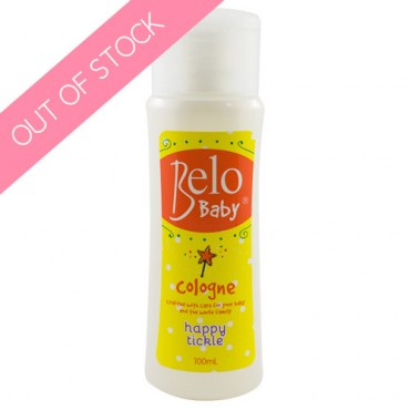 Belo Baby Cologne (Happy Tickle)