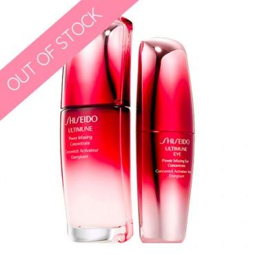 Shiseido Ultimune Power Infusing Duo