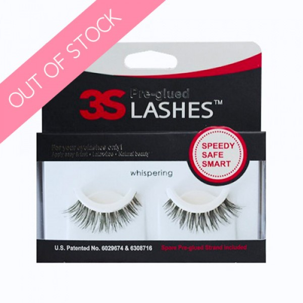 3S Lashes (Whispering)
