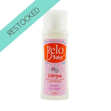 Belo Baby Cologne (Sweet Snuggle)