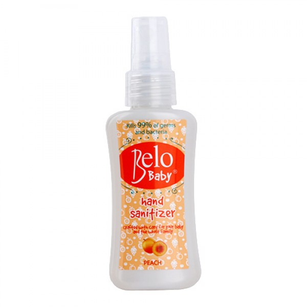 Belo Baby Hand Sanitizer (Peach)