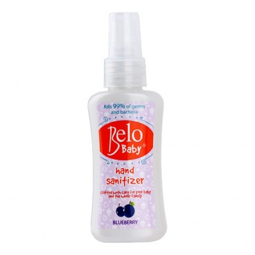 Belo Baby Hand Sanitizer (Blueberry)