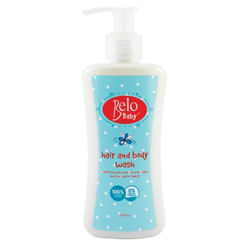Belo Baby Hair & Body Wash