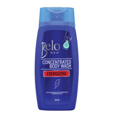 Belo Men Concentrated Body Wash (Energizing)