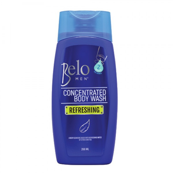 Belo Men Concentrated Body Wash (Refreshing)