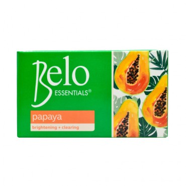 Belo Papaya Soap