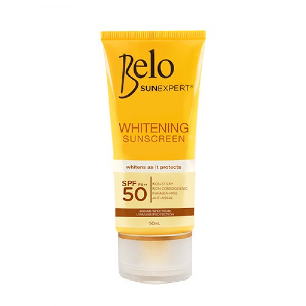 Belo SunExpert Whitening Sunscreen SPF50 and PA++