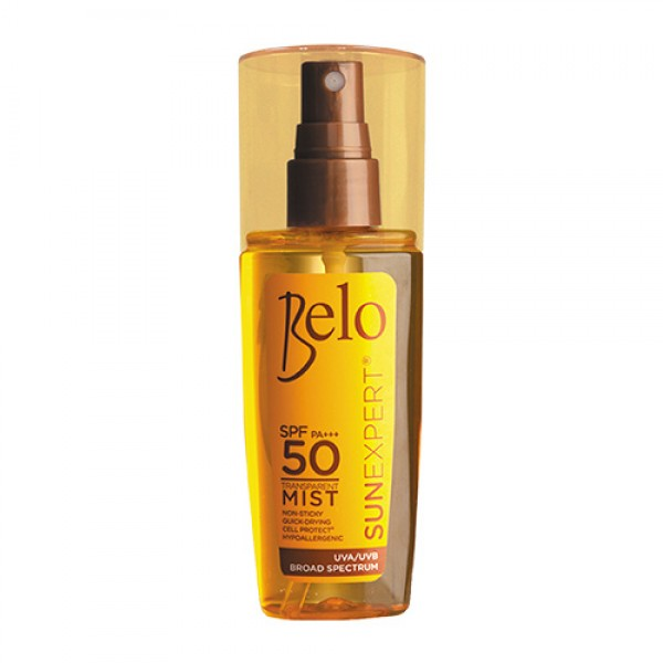 Belo SunExpert Transparent Mist SPF50 and PA+++