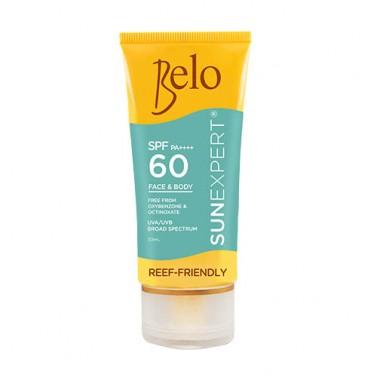 Belo SunExpert Reef-Friendly Sunscreen SPF 60 and PA++++