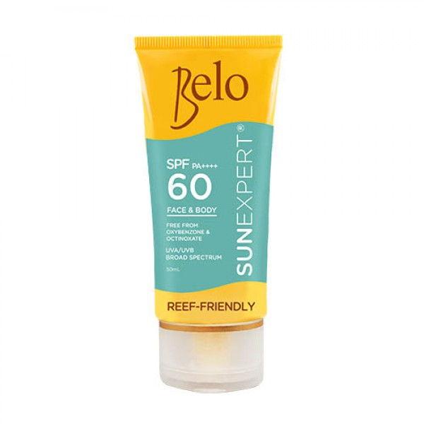 Belo SunExpert Reef-Friendly Sunscreen SPF 60 and PA++++