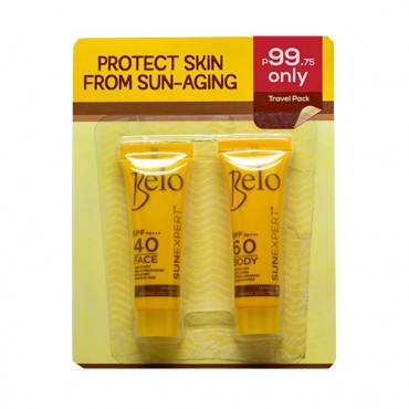 Belo SunExpert Travel Pack