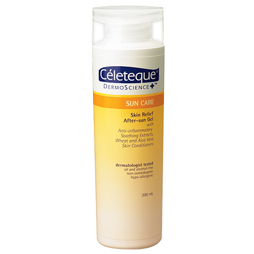 Céleteque Sun Care Skin-Relief After-Sun Gel