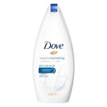 Dove Deeply Nourishing Body Wash (NEW)