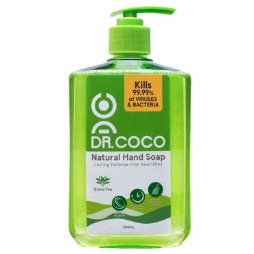 Dr. Coco Natural Hand Soap (Green Tea)