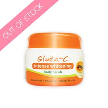 Gluta-C Intense Whitening Body Scrub