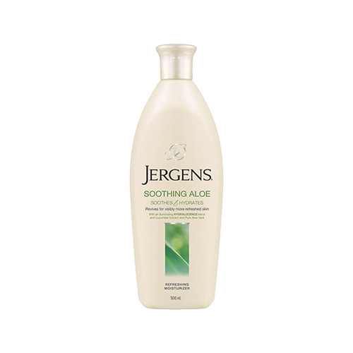 Jergens Soothing Aloe (Skin Cooling Moisturizer)