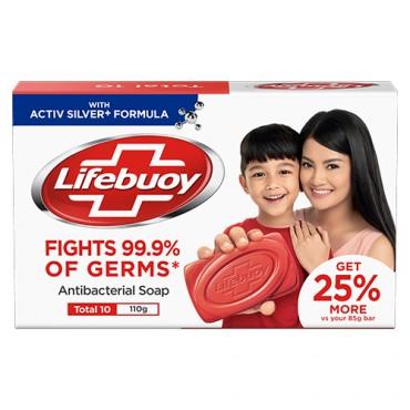 Lifebuoy Total 10 Antibacterial Soap