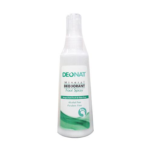 Deonat Natural Mineral Deodorant Body Spray