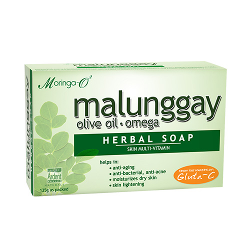 Moringa-O2 Malunggay Herbal Soap