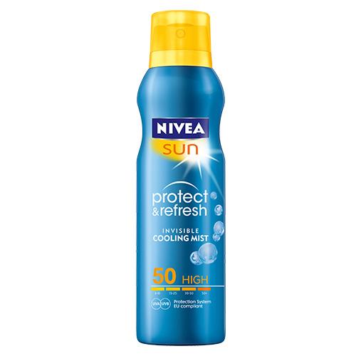 Nivea SUN Protect & Refresh Invisible Cooling Mist