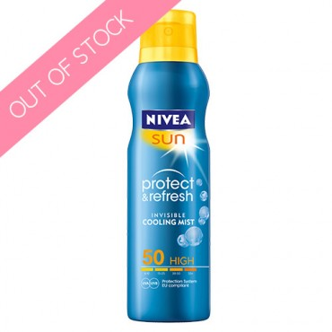 Nivea SUN Protect & Refresh Invisible Cooling Mist