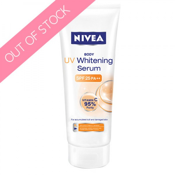 Nivea Body UV Whitening Serum SPF 25