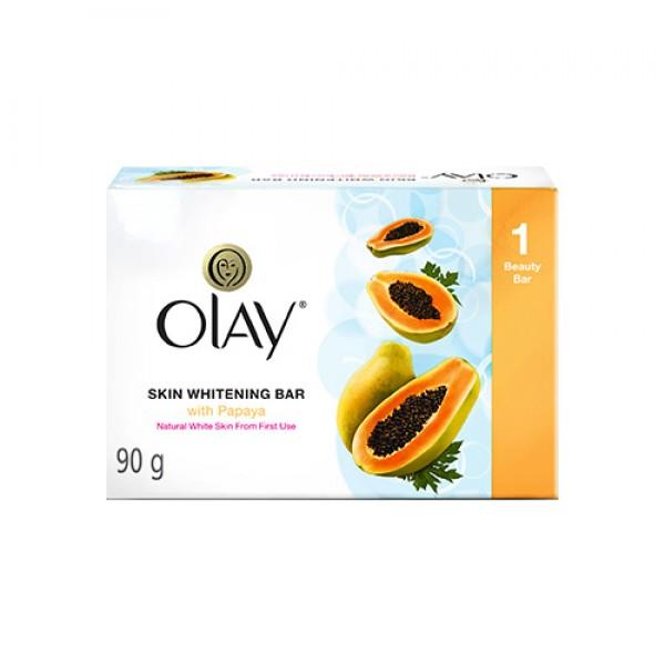 Olay Skin Whitening Bar with Papaya
