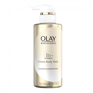 Olay BodyScience Body Wash Cleansing & Brightening (B3+ Vitamin C)