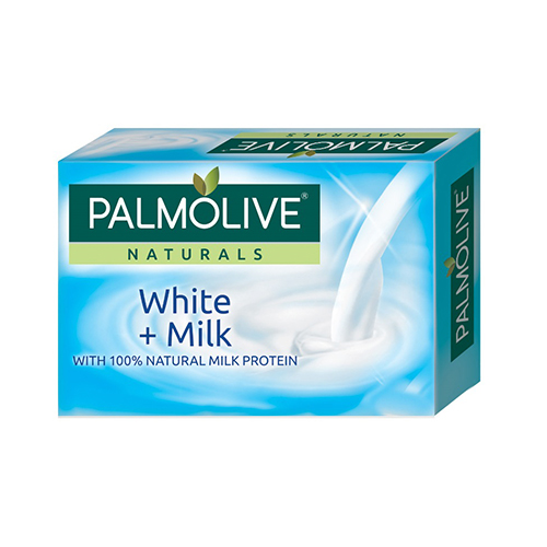 Palmolive Naturals White+Milk Body Wash & Soap