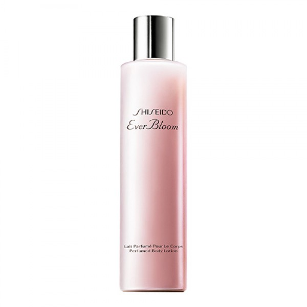 Shiseido Ever Bloom Perfumed Body Lotion