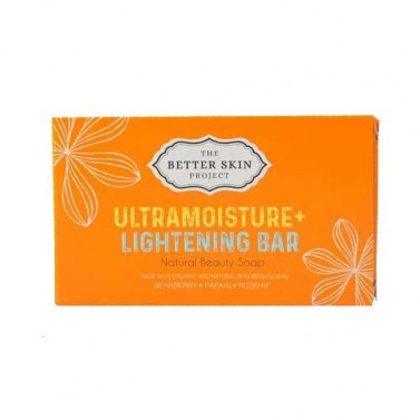 The Better Skin Project Ultramoisture + Lightening Bar