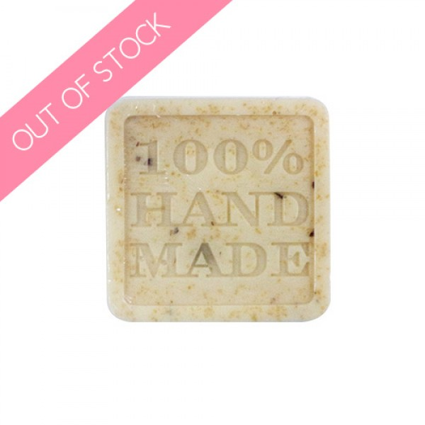 Venus & Mars All Natural Handmade Soap: Warm Oats and Almond Crush (100% Vegan)
