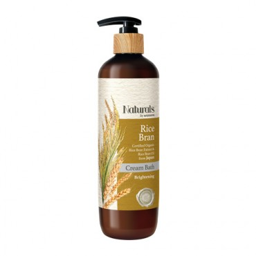 Naturals by Watsons Rice Bran Cream Bath