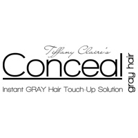 Conceal Instant Gray Hair Solution