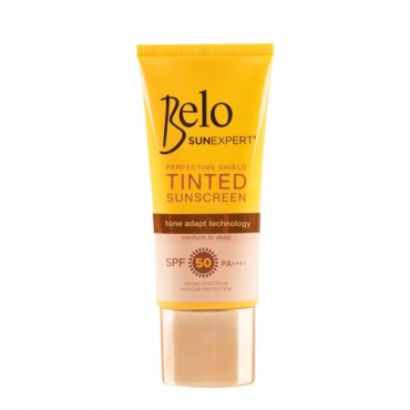 Belo SunExpert Tinted Sunscreen SPF50 and PA++++
