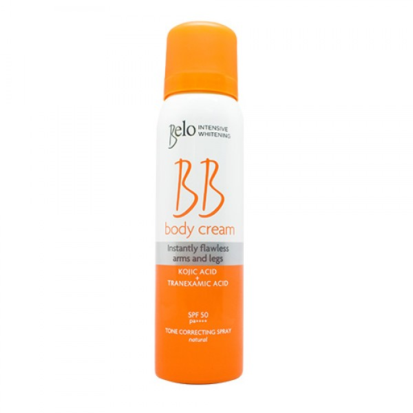 Belo Intensive Whitening BB Body Cream Spray SPF 50 & PA ++++