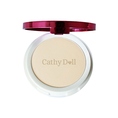 Cathy Doll Speed White CC Powder Pact SPF 40 PA+++ (Light Beige)
