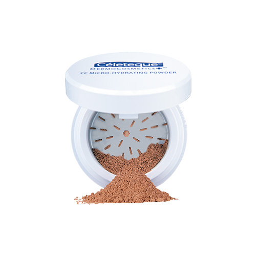 Céleteque DermoCosmetics CC Micro-Hydrating Powder (Classic Natural)