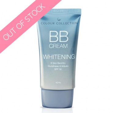 Colour Collection Gluta Whitening BB Cream SPF 30